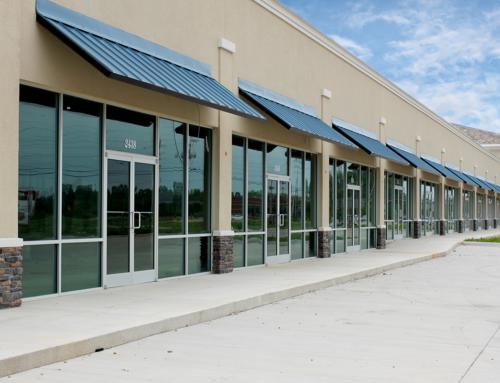 Commercial Strip-Center